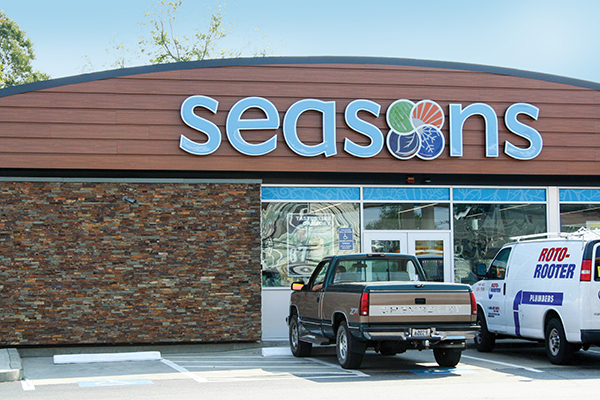 Seasons Corner Market